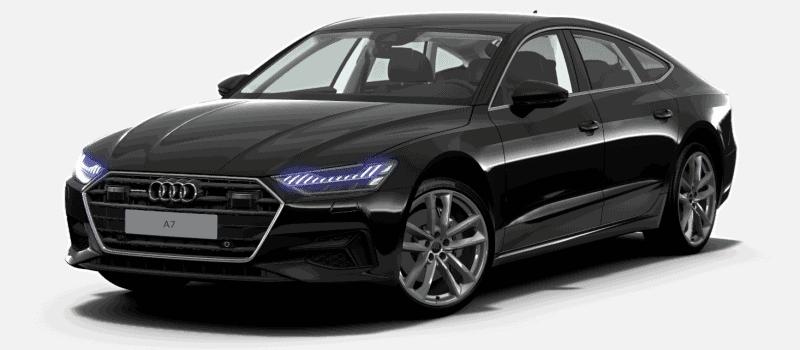 Autohaus Halstenberg Audi A7 Frontansicht