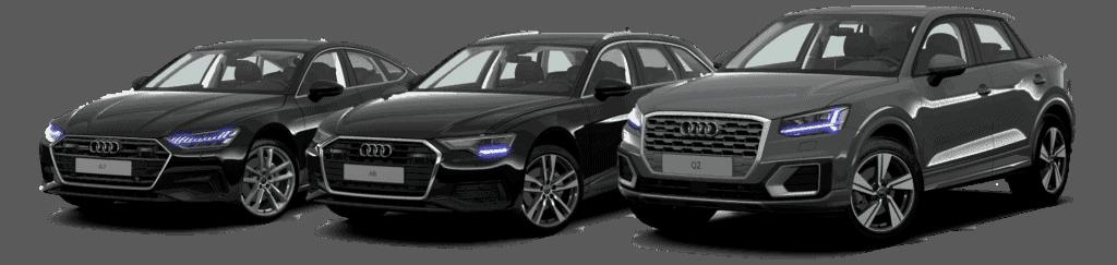 Autohaus Halstenberg Audi Leasingangebote für Gewerbetreibende
