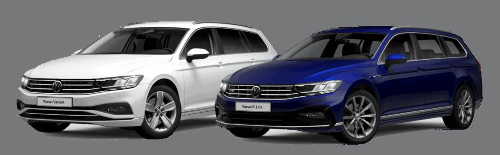 Autohaus Halstenberg Angebot VW Passat Variant R Line und Elegance