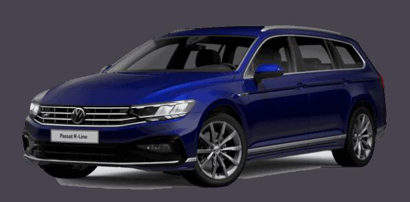 Autohaus Halstenberg - Angebot VW Passat Variant R-Line