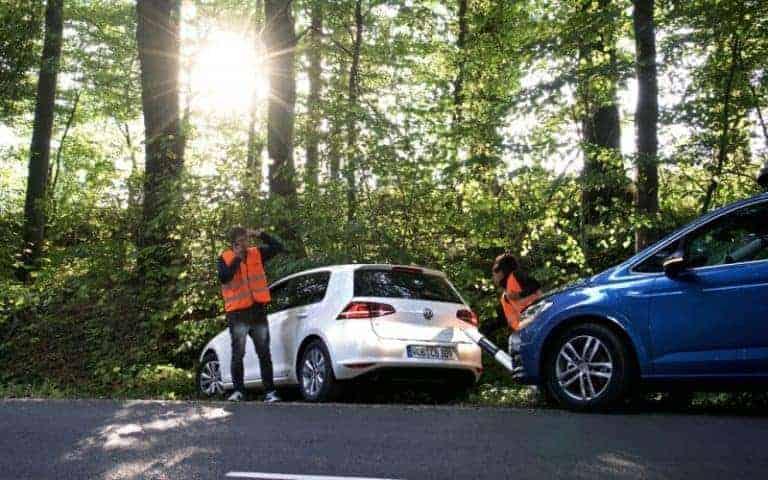Autohaus Halstenberg Serviceübersicht Unfallreparatur