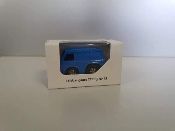 Autohaus Halstenberg Spielzeugauto T3 blau