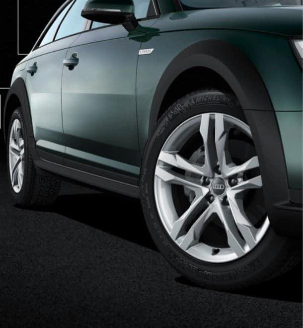 Autohaus Halstenberg Winterkomplettraeder Audi A4 allroad quattro