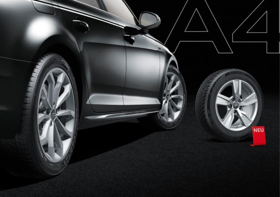 Autohaus Halstenberg Winterkomplettraeder Audi A4