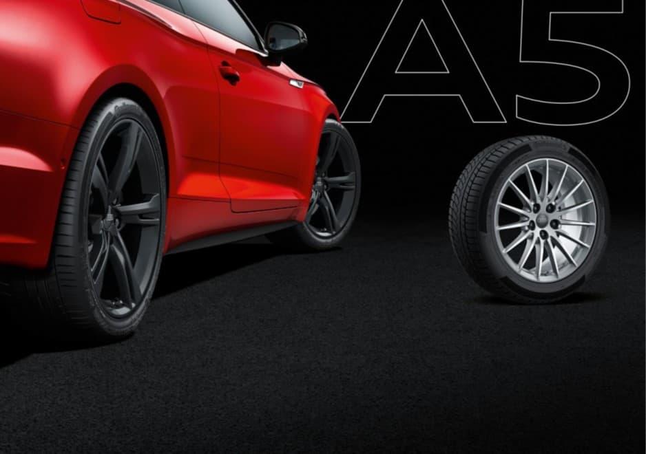 Autohaus Halstenberg Winterkomplettraeder Audi A5