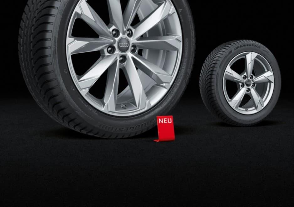Autohaus Halstenberg Winterkomplettraeder Audi A6 allroad B2