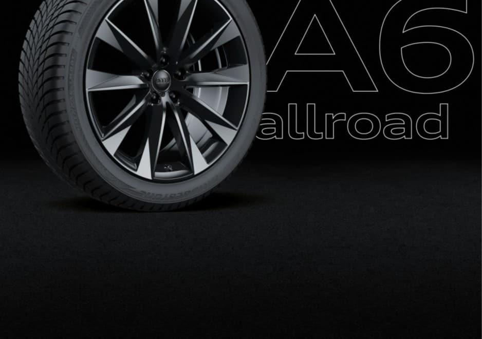Autohaus Halstenberg Winterkomplettraeder Audi A6 allroad