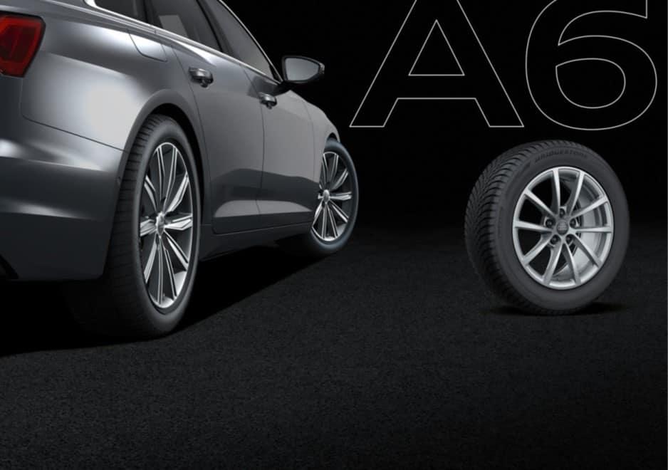 Autohaus Halstenberg Winterkomplettraeder Audi A6