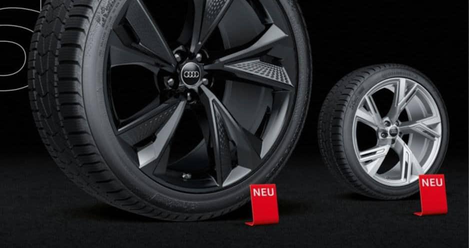 Autohaus Halstenberg Winterkomplettraeder Audi RS6 B2