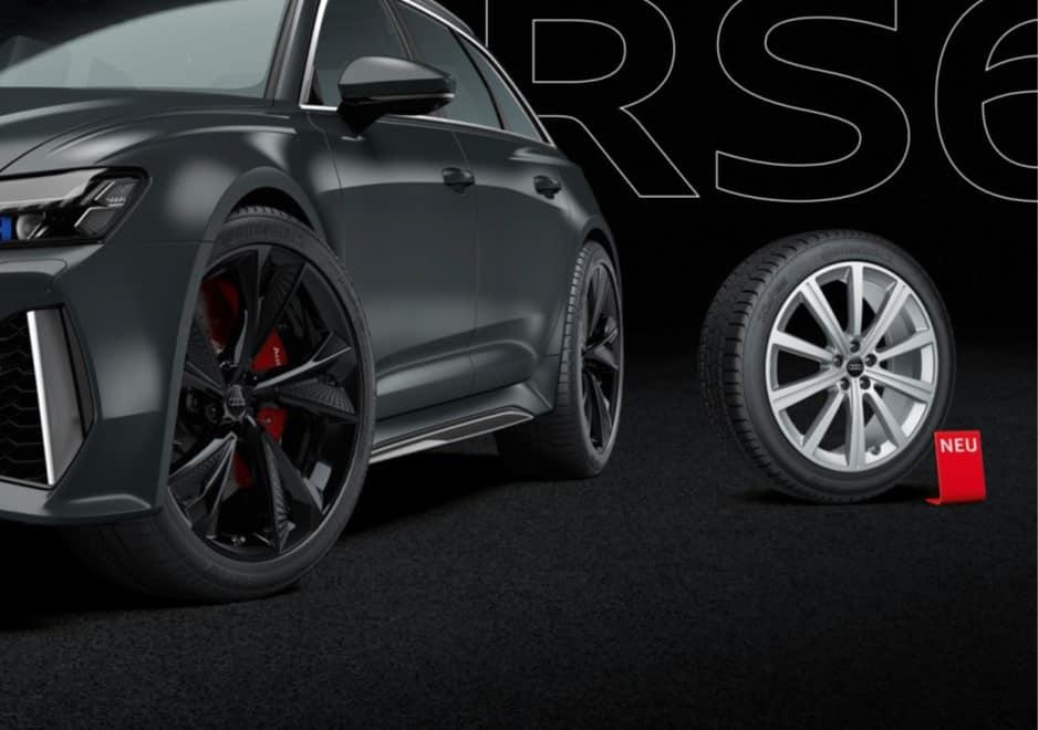 Autohaus Halstenberg Winterkomplettraeder Audi RS6