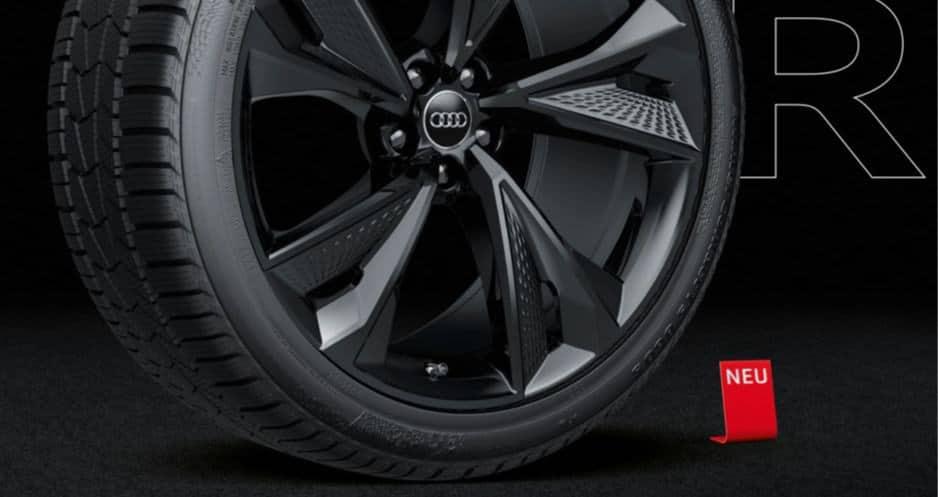 Autohaus Halstenberg Winterkomplettraeder Audi RS7