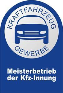Autohaus Halstenberg - Meisterbetrieb der KFZ Innung Logo
