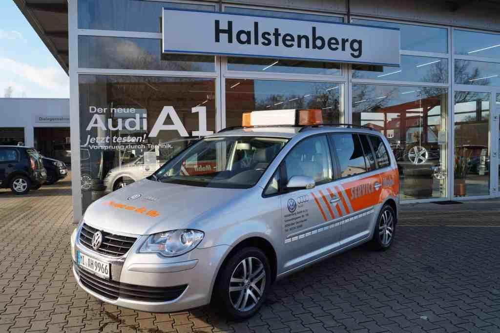 Autohaus Halstenberg Service Mobil Pannenhilfe