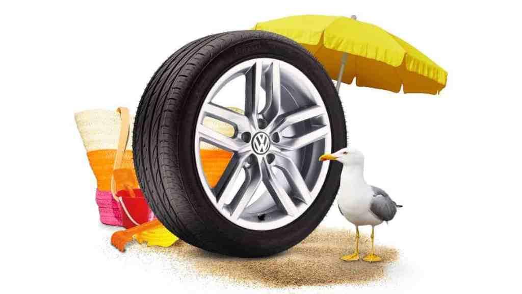 Autohaus Halstenberg Sommer Urlaubs Check VW und Audi