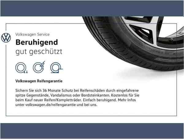 Reifengarantie VW