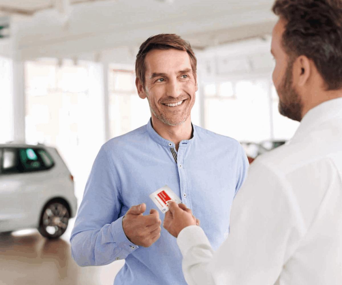 für alle Volkswagen PKW älter als 4 Jahre